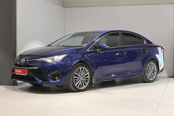 Toyota Avensis 1,8 Premium Multidrive 7S Premium Sound, Skinn, Memory+  2015, 97200 km, kr 219000,-