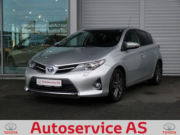 Toyota Auris 1,8 Hybrid E-CVT Active+  2015, 47000 km, kr 189000,-