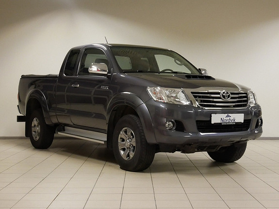 Toyota HiLux D-4D 143hk X-Cab 4wd SR5 LAV KM  2013, 71956 km, kr 259000,-