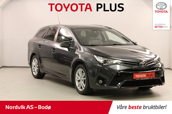 Toyota Avensis Touring Sports 1,8 Active Style M-drive 7S  2016, 41708 km, kr 269000,-