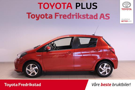 Toyota Yaris 1,5 Hybrid Active e-CVT  2015, 49030 km, kr 159000,-