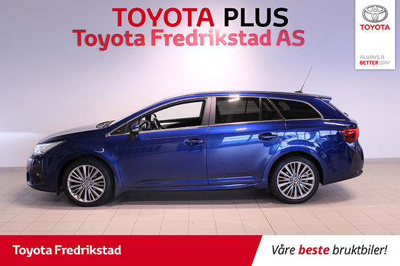 Toyota Avensis Touring Sports 1,8 Active Style M-drive 7S  2016, 38414 km, kr 259000,-
