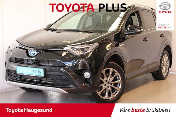 Toyota RAV4 Hybrid 4WD Executive  2016, 32800 km, kr 399000,-