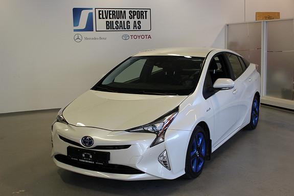 Toyota Prius 1,8 VVT-i Hybrid Executive  2016, 74600 km, kr 189000,-