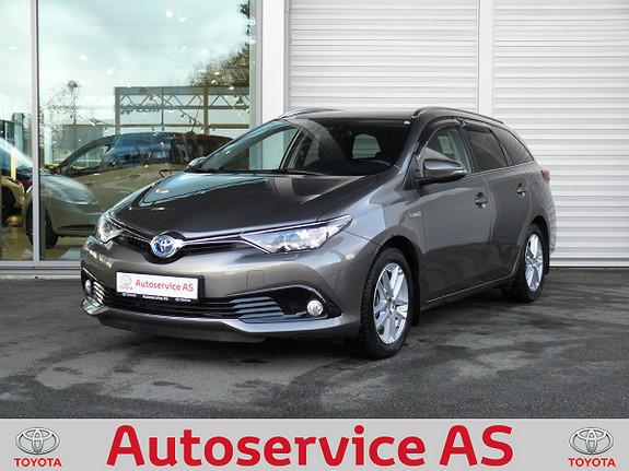Toyota Auris Touring Sports 1,8 Hybrid Active Sport  2017, 20000 km, kr 249000,-
