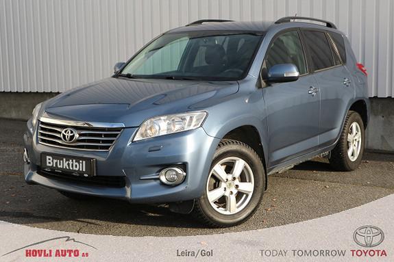 Toyota RAV4 2,2 D-4D Vanguard Executive // 1 eier // Full historikk  2011, 192500 km, kr 169900,-