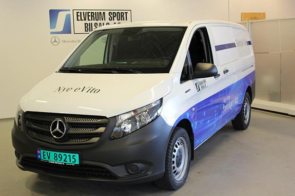 Mercedes-Benz Vito A2 Entry  2019, 1000 km, kr 429000,-