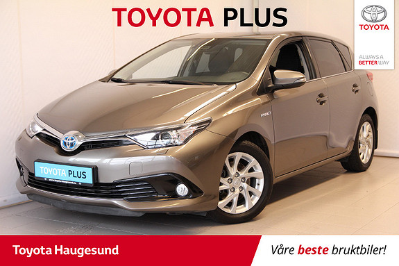 Toyota Auris 1,8 Hybrid E-CVT Active  2018, 49739 km, kr 239000,-