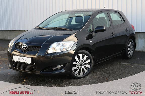 Toyota Auris 1,4 D-4D Sol // Full historikk // Godt vedlikeholdt //  2007, 126000 km, kr 79900,-