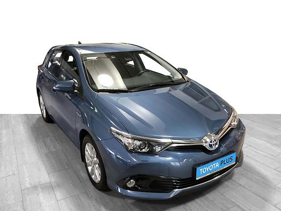 Toyota Auris 1,8 Hybrid E-CVT Active S **VELHOLDT**NYBILGARANTI  2016, 45077 km, kr 209000,-
