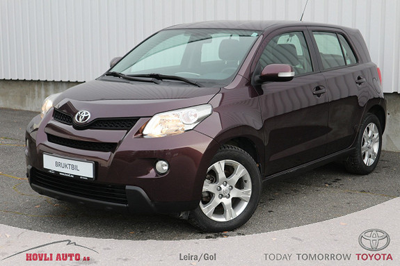 Toyota Urban Cruiser 1,4 D-4D Dynamic AWD  2010, 108400 km, kr 99900,-