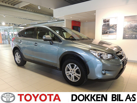 Subaru XV 2,0D Premium 109hk Glasstak  2012, 141156 km, kr 139000,-