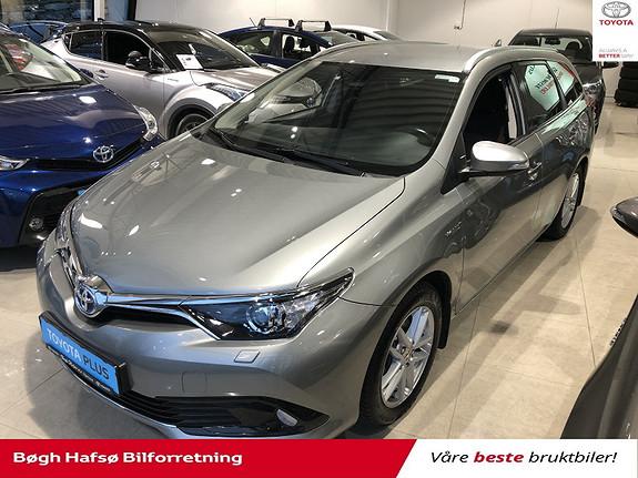 Toyota Auris Touring Sports 1,8 Hybrid Active Sport m/DAB+ & Navi  2018, 39961 km, kr 249000,-