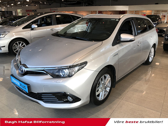 Toyota Auris Touring Sports 1,8 Hybrid Active Sport m/DAB+ & Navi  2018, 42107 km, kr 249000,-
