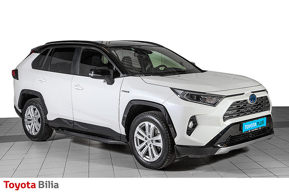 Toyota RAV4 Hybrid AWD-i Style aut hengerfeste Julekampanje  2019, 14500 km, kr 519900,-