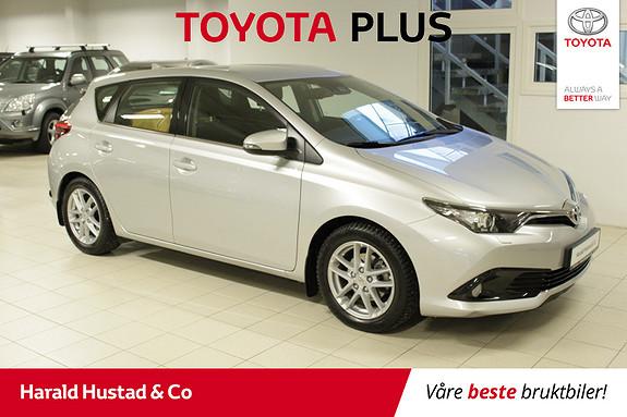 Toyota Auris 1,33 Dual VVT-i Active S Innbytte/Finans  2017, 32500 km, kr 214000,-
