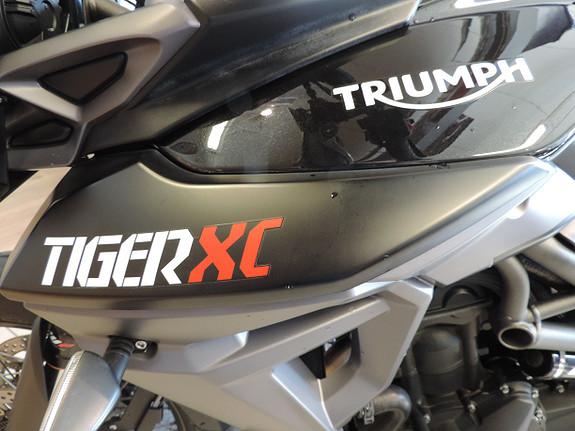 Bilbilde: Triumph Tiger 800 XC