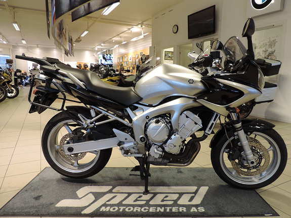 Bilbilde: Yamaha FZ6-S