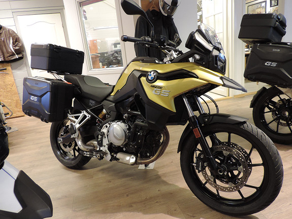 BMW F 750 GS Performance