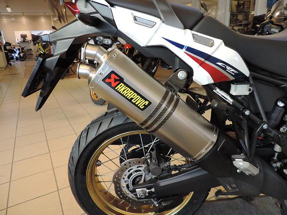 Bilbilde: Honda CRF 1000 DH DCT Africa Twin