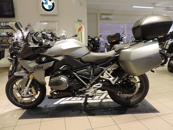 Bilbilde: BMW R 1200 RS