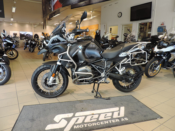 BMW R1200GSA Senket