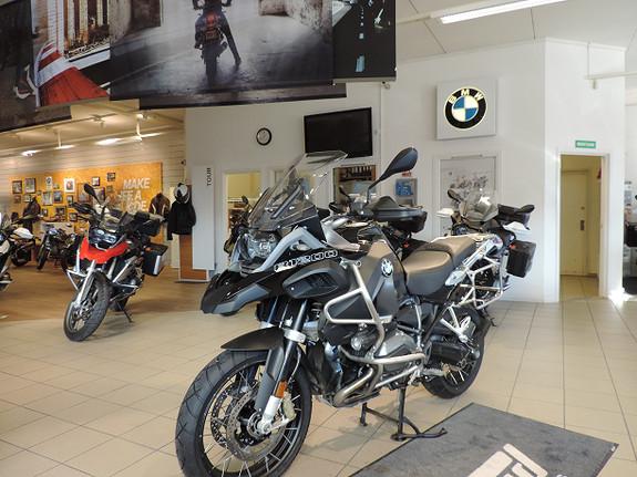 Bilbilde: BMW R1200GSA Senket