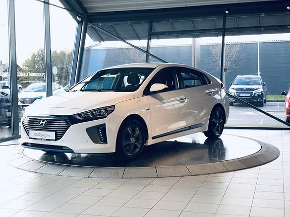 Hyundai Ioniq Teknikk Plugg In Dab.Navi .Rygge kamera  2017, 37000 km, kr 228000,-