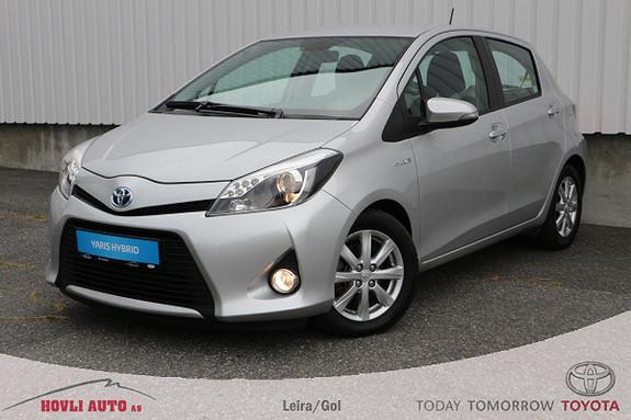 Toyota Yaris 1,5 Hybrid Active e-CVT aut // 1 eier // Servicert //  2012, 68202 km, kr 129900,-