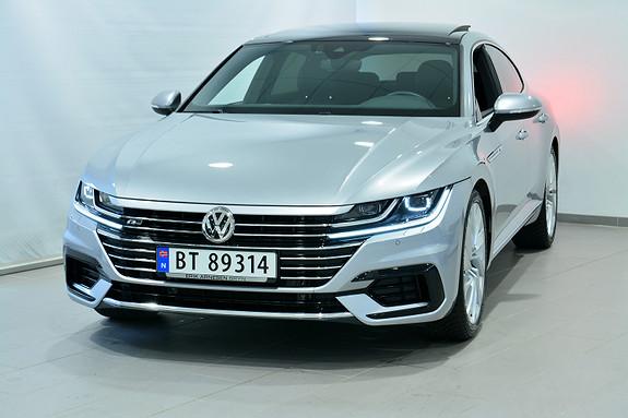 Volkswagen Arteon 1,5 TSI 150HK DSG R-LINE EXCLUSIVE  2019, 13500 km