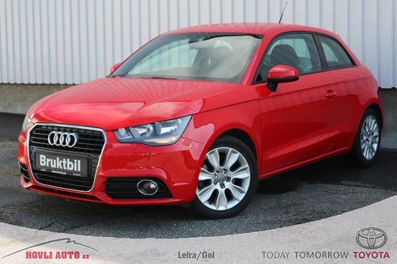 Audi A1 1,4 TFSI 122 hk // 1 eier // Full historikk // Pen bil  2011, 98600 km, kr 99900,-