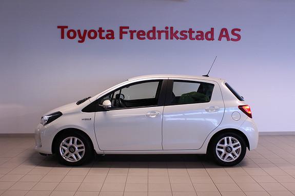 Toyota Yaris 1,5 Hybrid Active S e-CVT  2016, 18327 km, kr 169000,-