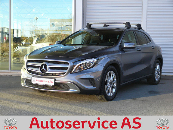 Mercedes-Benz GLA 200 CDI 4Matic aut.  2014, 94000 km, kr 279000,-