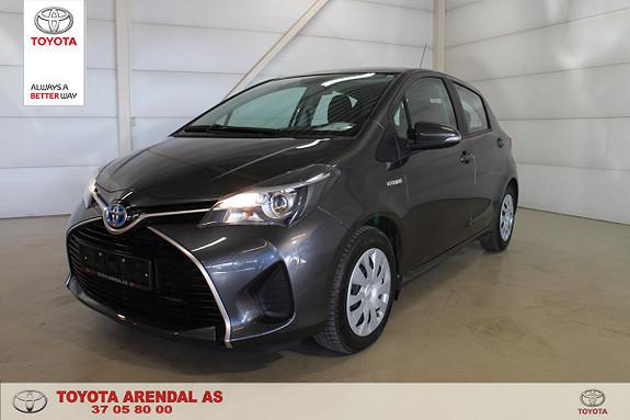 Toyota Yaris 1,5 Hybrid Active e-CVT  2015, 55600 km, kr 159000,-