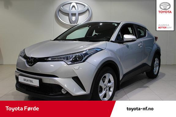 Toyota C-HR 1,2T Active 4WD aut  2017, 19026 km, kr 329000,-