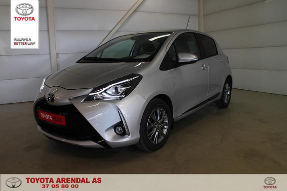 Toyota Yaris 1,0 Active  2017, 28500 km, kr 169000,-