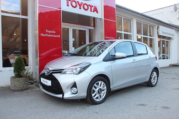 Toyota Yaris 1,5 Hybrid e-CVT Active, 1 EIGAR, UNDERSTELLSBEHANDLA  2016, 18200 km, kr 169930,-