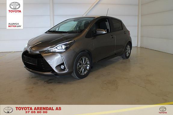 Toyota Yaris 1,0 Active  2017, 33000 km, kr 179000,-