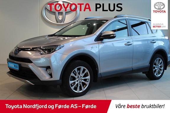 Toyota RAV4 Hybrid AWD Executive  2017, 72452 km, kr 414000,-