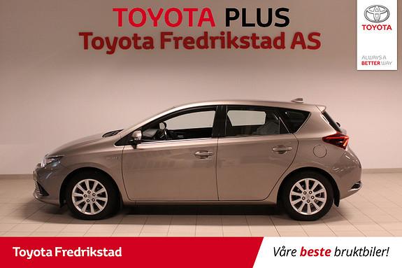 Toyota Auris 1,8 Hybrid E-CVT Active  2016, 40910 km, kr 209000,-