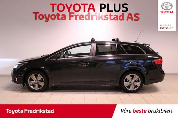 Toyota Avensis 1,8 147hk Advance Multidrive S  2014, 83002 km, kr 179000,-