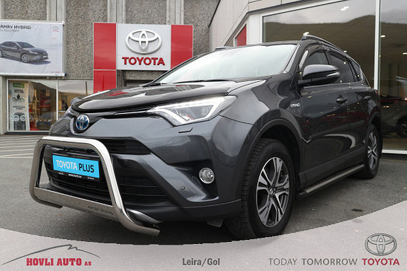 Toyota RAV4 Hybrid AWD-i Executive aut Topputgave|El.Takluke|Bøyle  2017, 38651 km, kr 429900,-