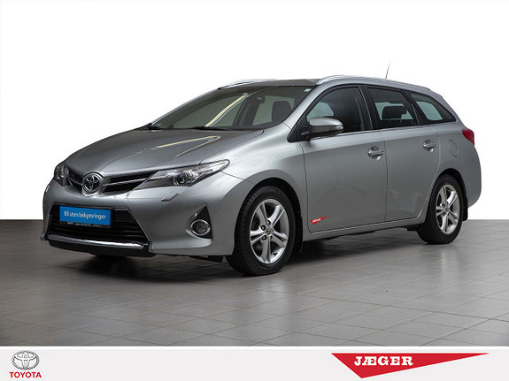 Toyota Auris Touring Sports 1,6 Mdrive Active  2014, 62 500 km, kr 169 000,-