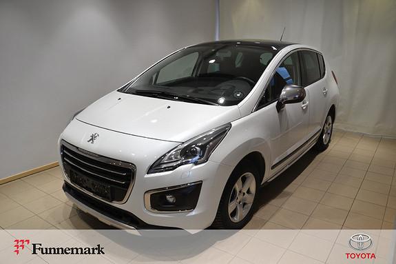 Peugeot 3008 Allure 1,6 BlueHDi 120hk  2015, 68600 km, kr 179000,-