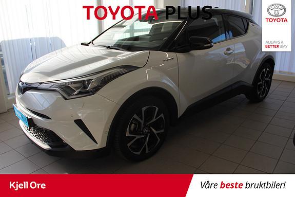 Toyota C-HR 1,8i Hybrid Lounge Tech m/ Mercasol Antirustbehandling  2019, 18551 km, kr 349000,-