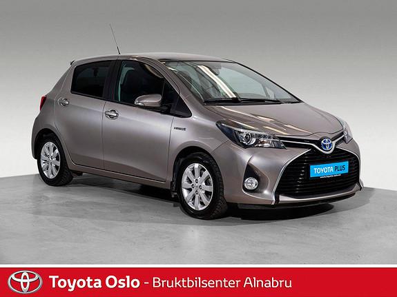Toyota Yaris 1,5 Hybrid Style e-CVT  2015, 69474 km, kr 154900,-