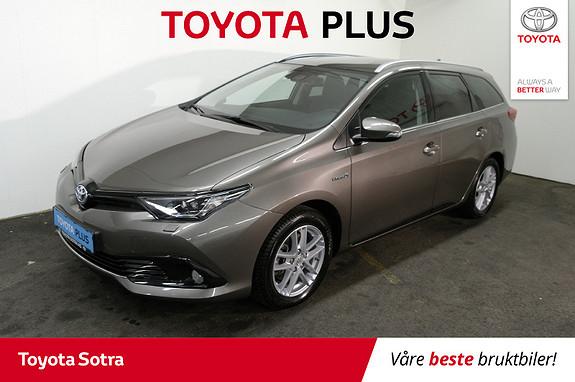 Toyota Auris 1,8 Hybrid E-CVT Sport Vision  2018, 11467 km, kr 279000,-