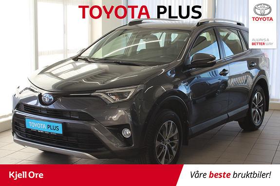 Toyota RAV4 Hybrid AWD Active S m/ Lakkforsegling, Tectyl ++  2016, 37833 km, kr 349000,-