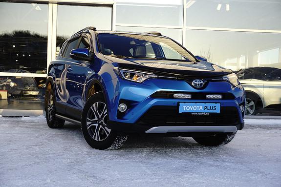 Toyota RAV4 Hybrid 2WD Active Style  2016, 36236 km, kr 349000,-