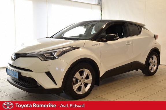 Toyota C-HR 1,8i Hybrid Lounge Tech  2018, 34738 km, kr 299000,-